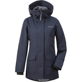 DIDRIKSONS Frida 4 Parka Mujer, dark night blue